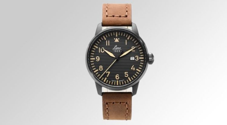 Laco St. Gallen Quartz Pilot Watch