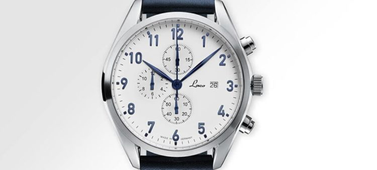 Laco Sylt German Pilot Chronograph