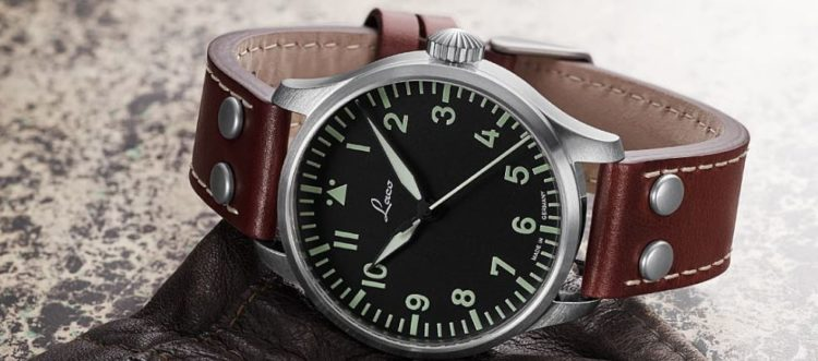 Laco Unisex Watch Pilot Augsburg