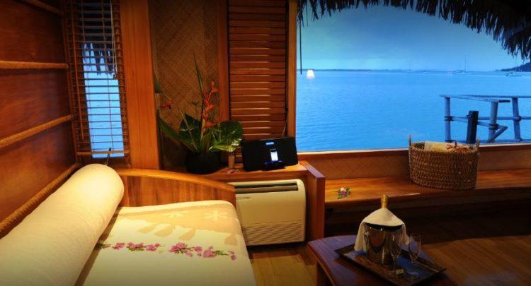 Le Taha Island resort
