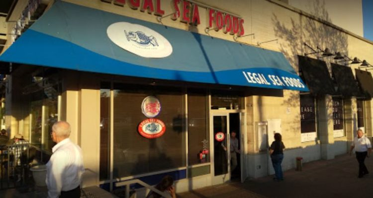 Legal Seafoods