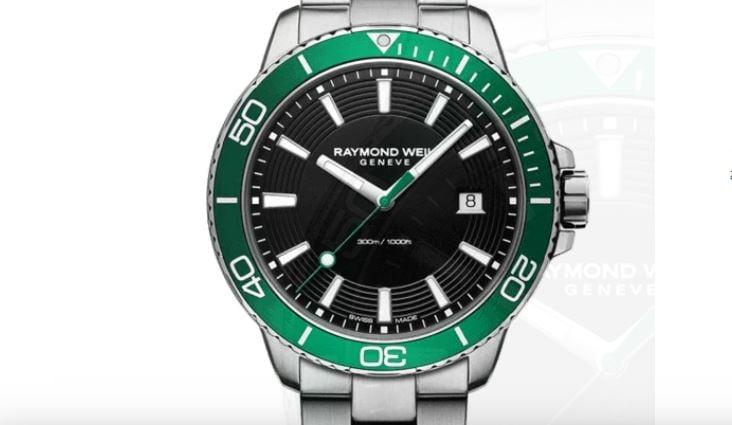 Limited Edition Raymond Weil Men's Swiss Tango 300