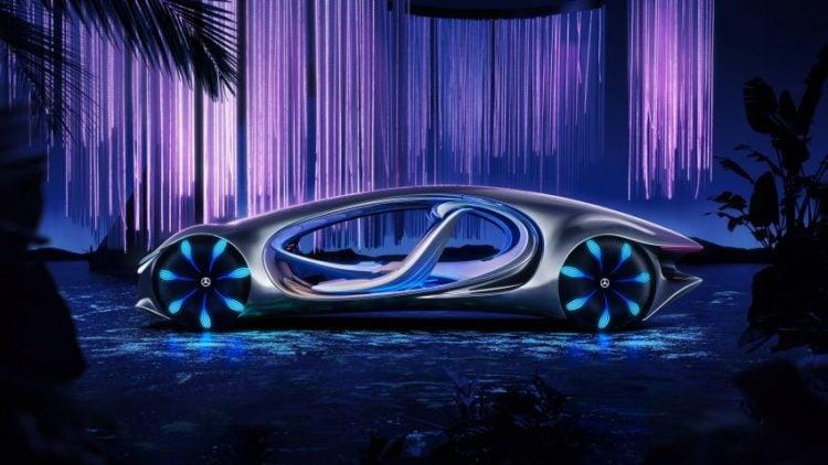 Mercedes Avatar Design
