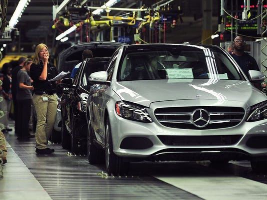 Mercedes-Benz C-Class…Vance, Alabama