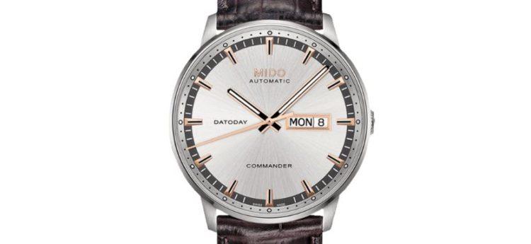 Mido Commander Automatic Datoday Watch