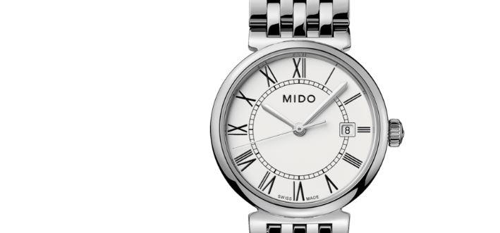 Mido Dorada Strap watch