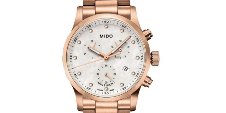 Mido Multifort Automatic Watch (Ladies)
