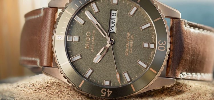 Mido Ocean Star Captain Automatic Men's Watch
