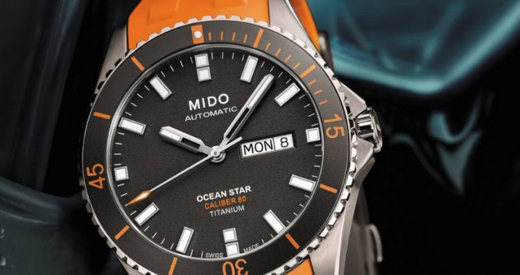 Mido Ocean Star Captain V