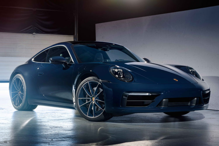 Porsche Exclusive 911 Carerra 4S Belgian Legend Edition
