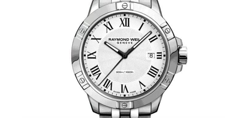 Raymond Weil Tango Chronograph Silver