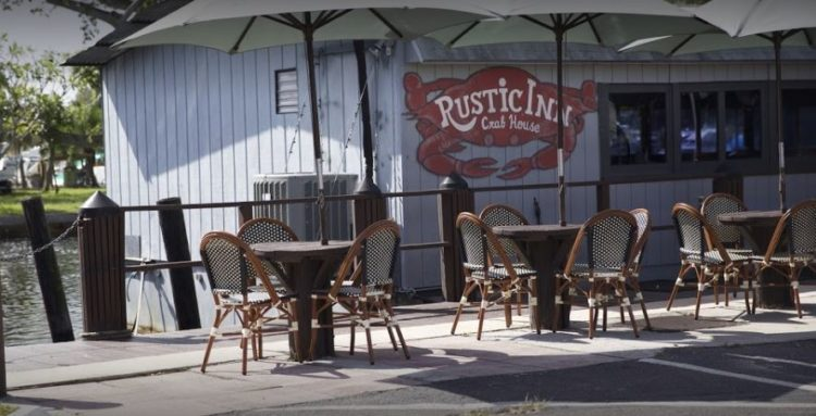 Rustic Inn Crab House