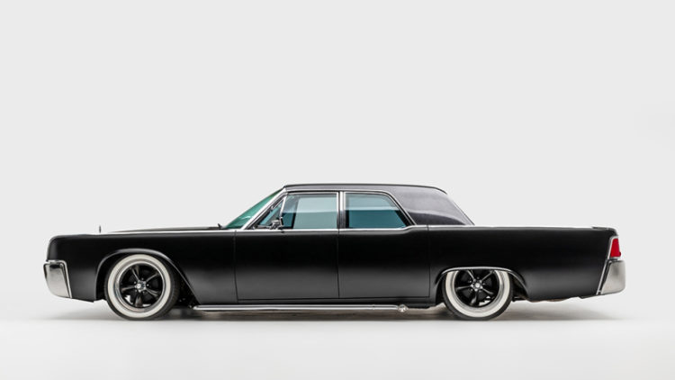The Custom 1961 Lincoln Continental