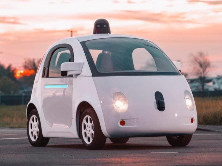 The Google Car