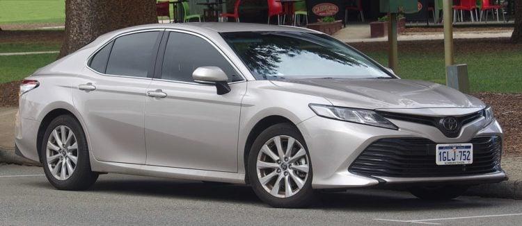 Toyota Camry…Georgetown, Kentucky