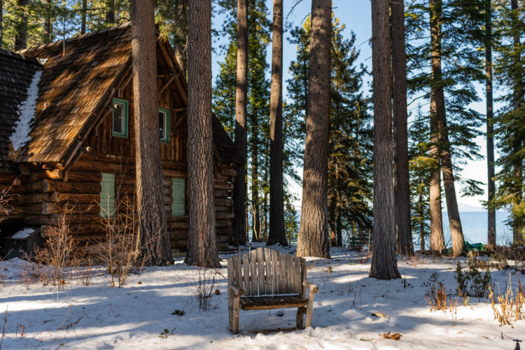 Tallac State Park