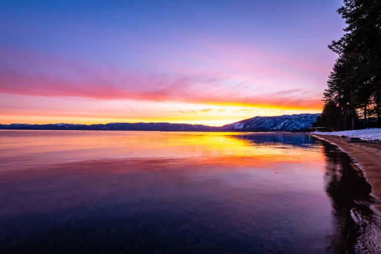 Drive Lake Tahoe