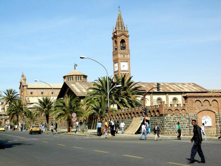 Asmara- Eritrea