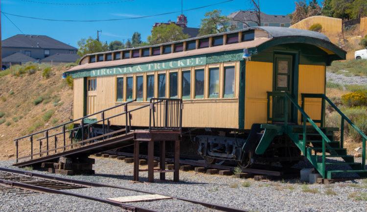 Reno Railroad