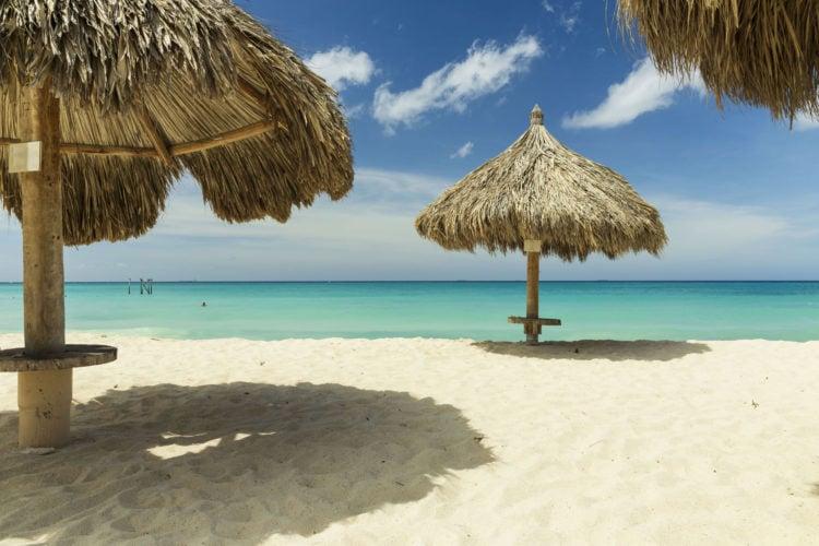 Park beach Aruba