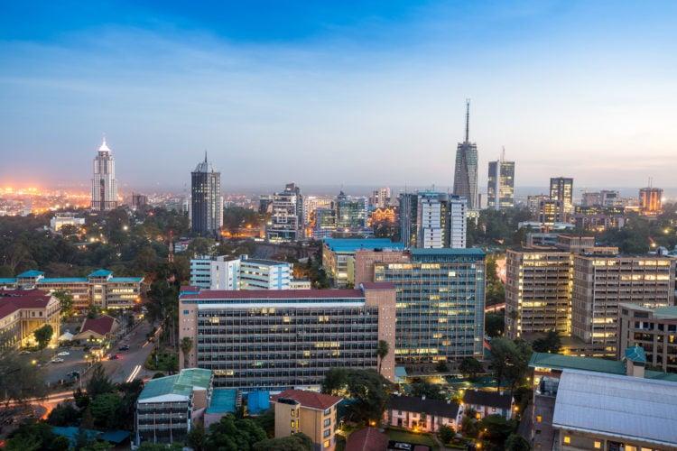 Nairobi- Kenya