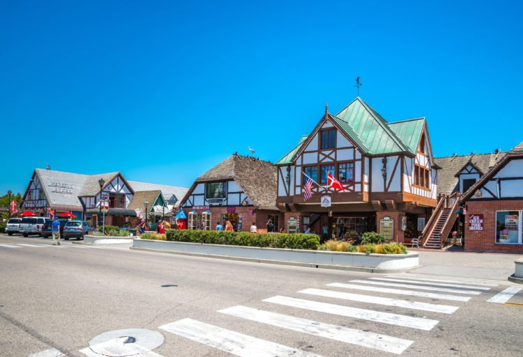 Solvang, California