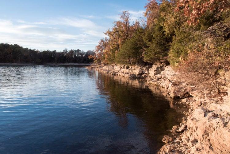 Lake Springfield Park, Boathouse, and Marina