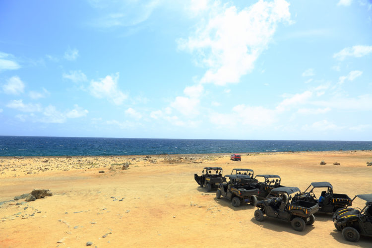 Off Roading Aruba