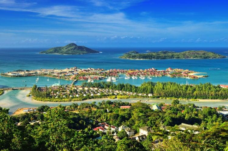 Victoria- Seychelles