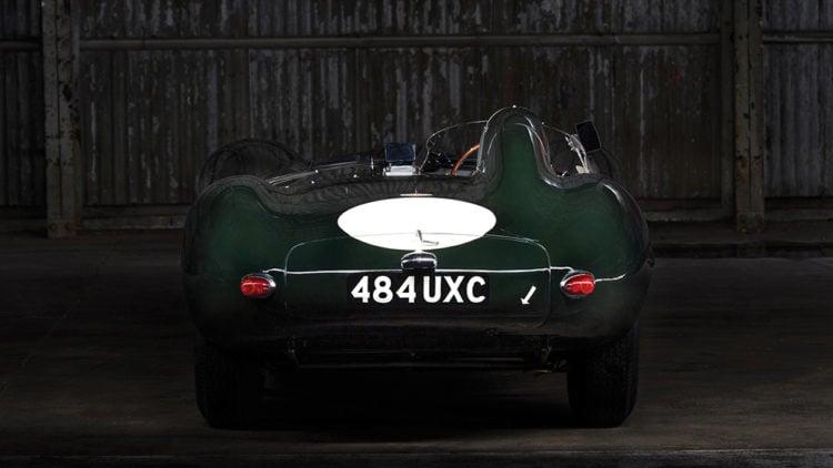 1955 Jaguar D-Type 2