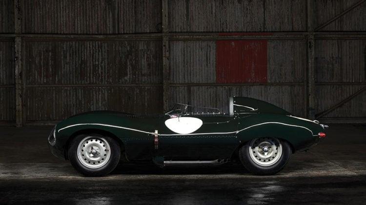 1955 Jaguar D-Type 3
