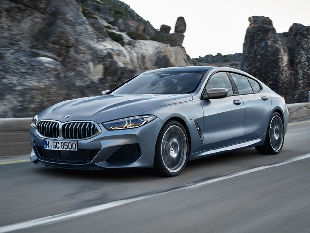 2020 BMW 8-Series Coupe