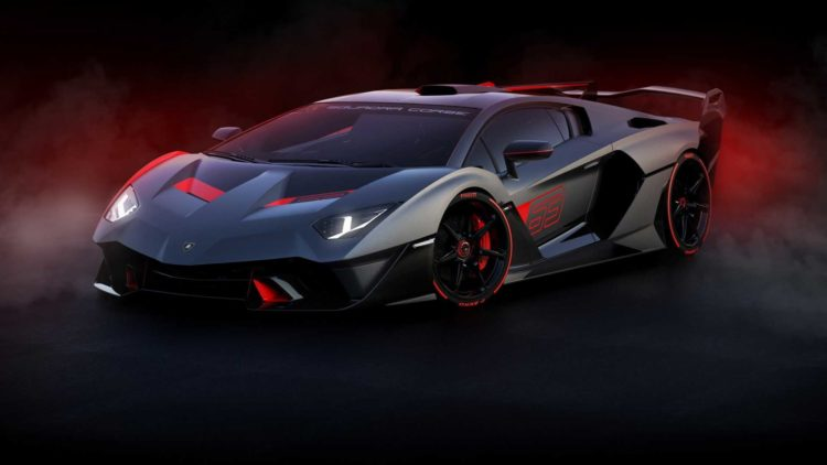 10 Things You Didn't Know About the 2020 Lamborghini Aventador