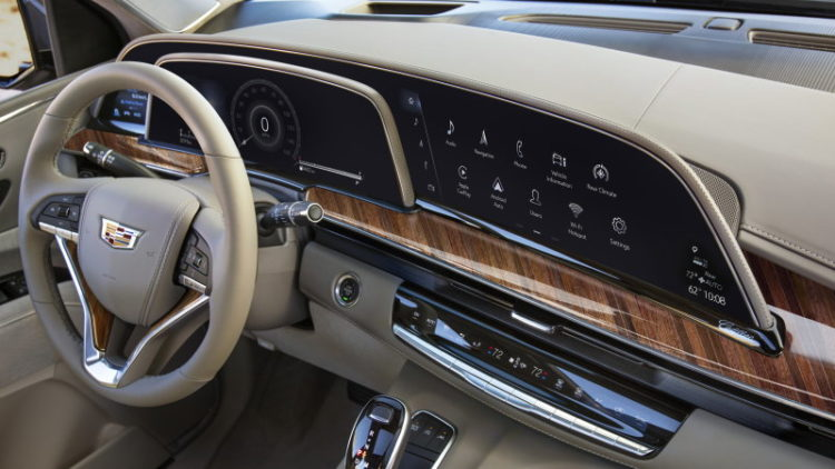 10 Things You Didn't Know About the 2021 Cadillac Escalade