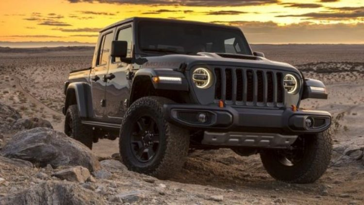 2021 Jeep Gladiator Mojave 1