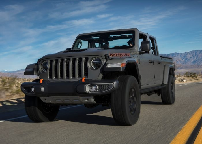 10 things you didn't know about the 2021 jeep gladiator mojave