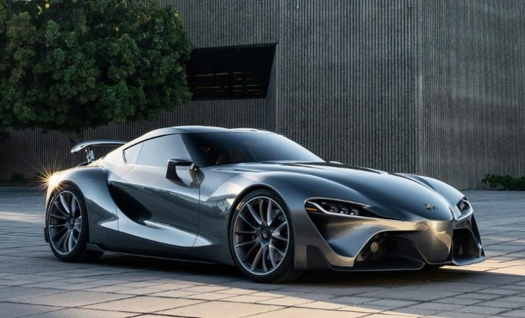 2021 Toyota Supra 2