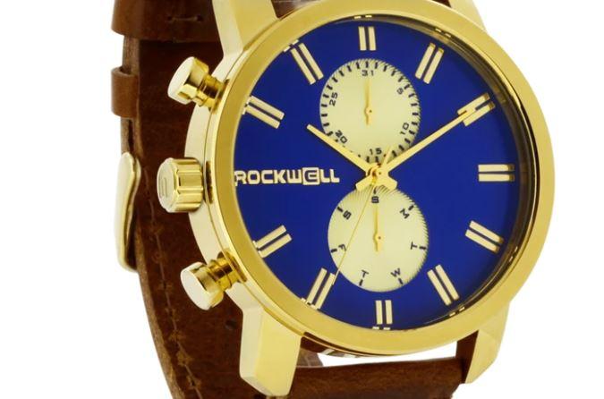 Apollo gold royal blue