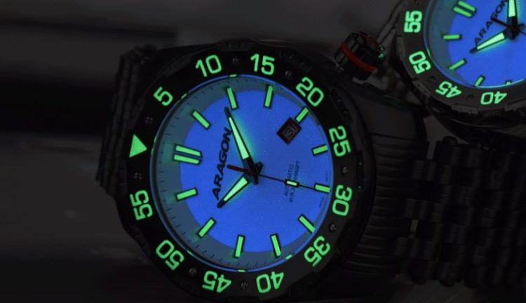 Aragon Sea Charger Automatic