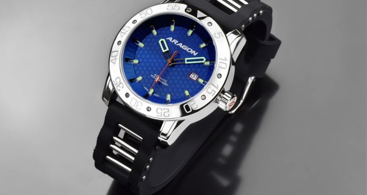 Aragon Sports Machine Quartz