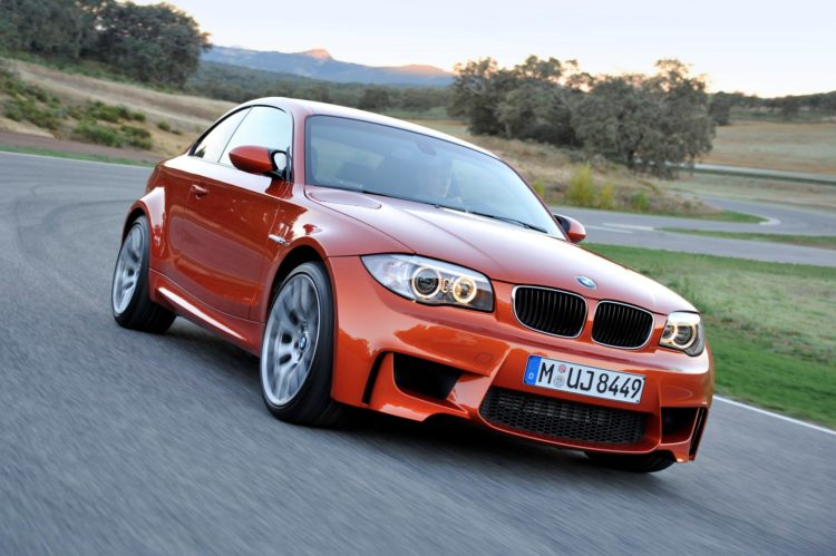 BMW M-Series Coupe