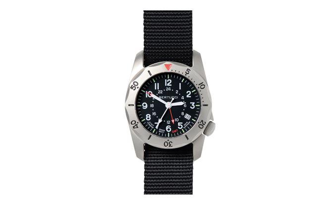 Bertucci A-2TR Vintage GMT