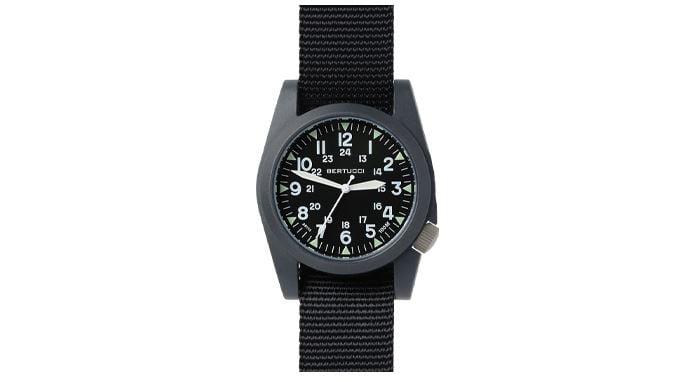 Bertucci A-3P Sportsman Vintage Field Watch
