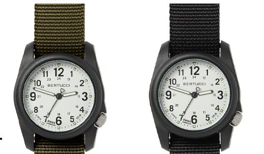 Bertucci DX3 A-2RField Resin Watch