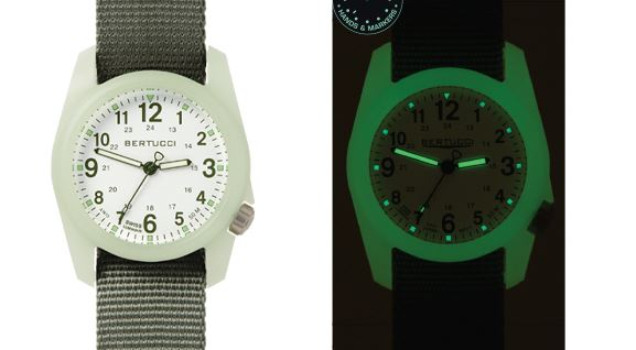 Bertucci DX3 Luminous Resin Watch