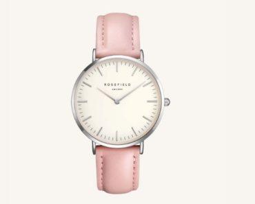 Bowery Pink Silver