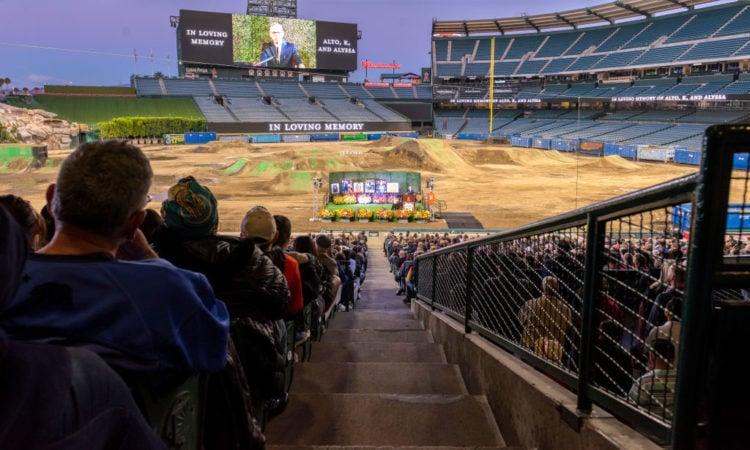 Angel Stadium of Anaheim Tour