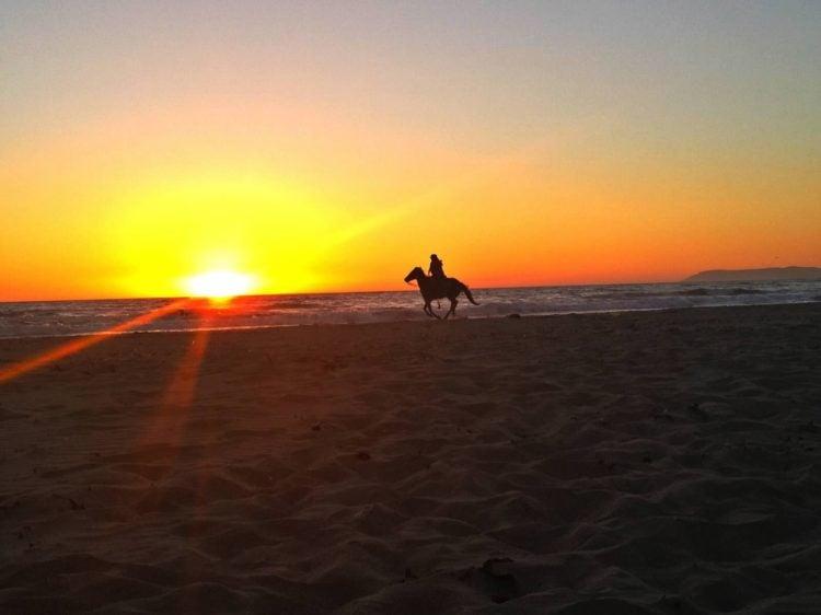 Horseback Riding at Rancho El Charro