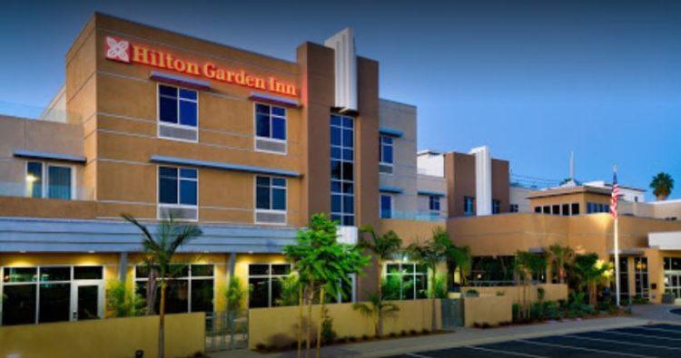 Hilton Garden Inn Santa Barbara