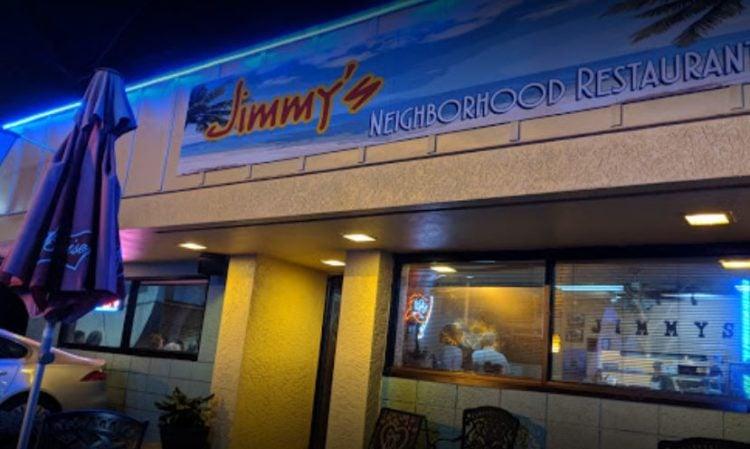 Jimmy's Neighborhood Restaurant